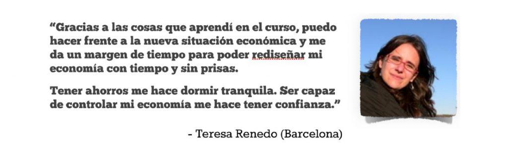 Opiniones CFP Teresa Renedo