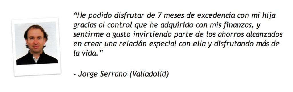 Opiniones CFP Jorge Serrano